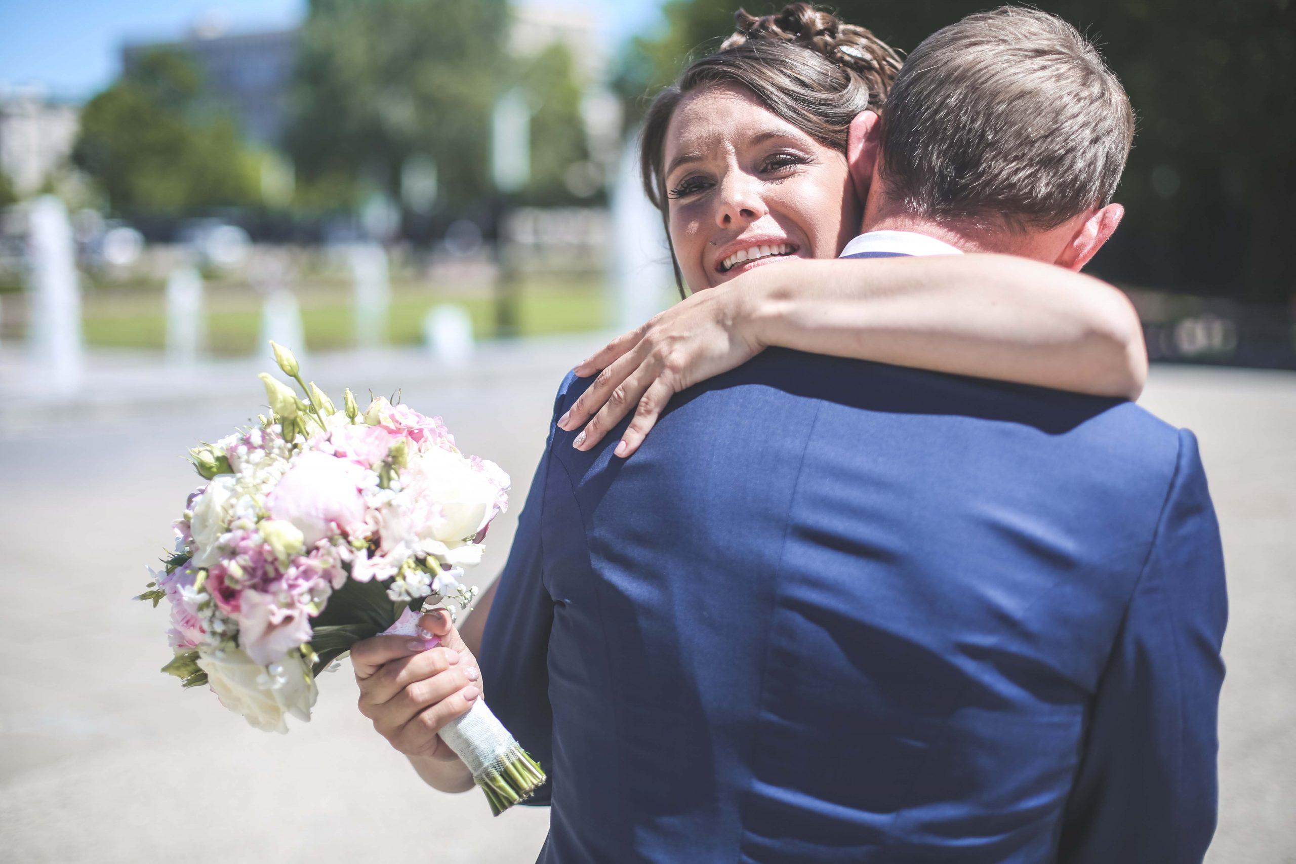 mariage emotion