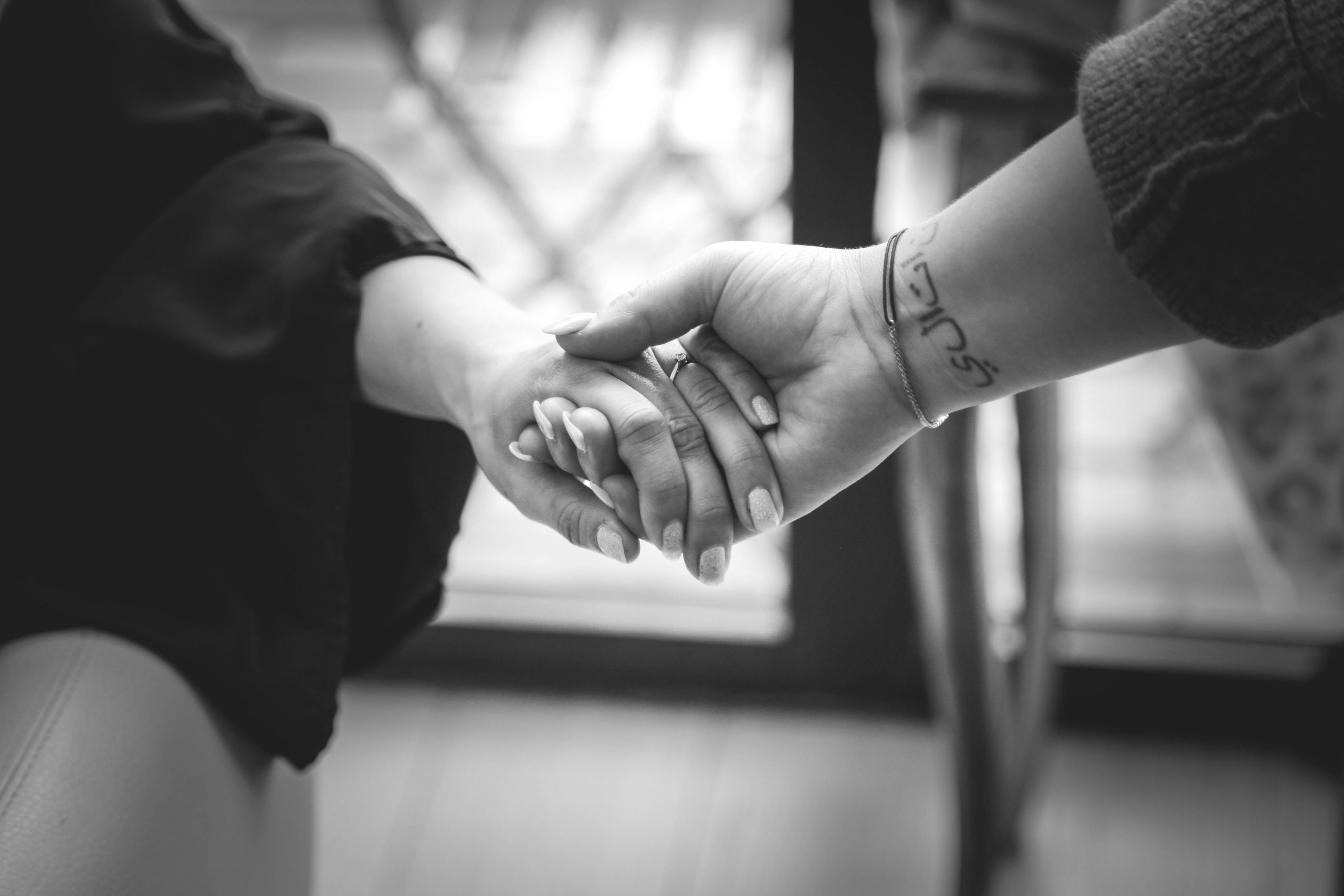 photographe mariage noir et blanc